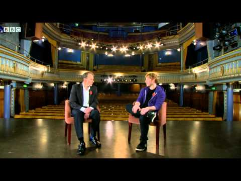 Rupert Grint on The Andrew Marr Show :: November 10th 2013