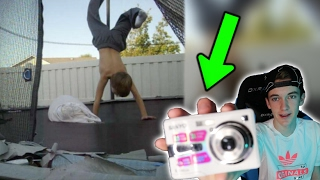REACTING TO OLD VIDEOS I FOUND ON MY CHILDHOOD CAMERA!