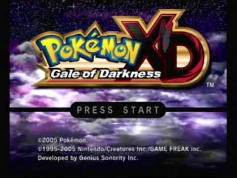 Pokemon XD Gale of Darkness Walkthrough 18: Still in Phenac City