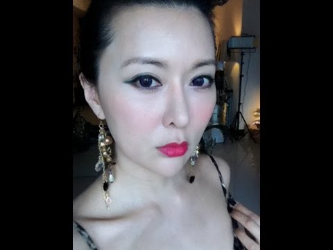 Loners' Everyday Makeup Tutorial  *孤獨中女妝容*