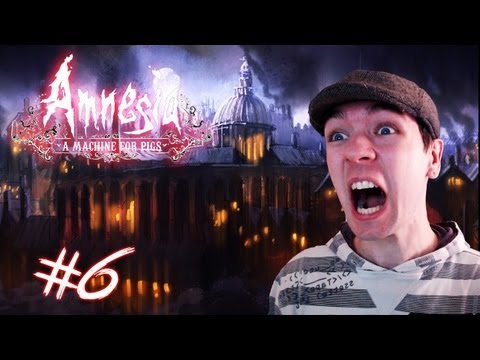 Amnesia: A Machine for Pigs - Part 6 | THE MACHINE IS READY | Gameplay Walkthrough