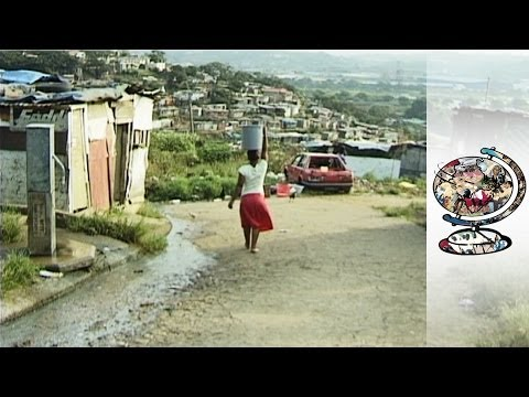 Inside South Africa's Shack Slums