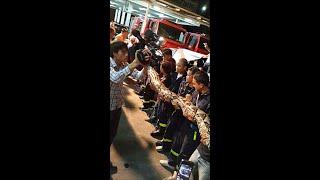 ڤيديو لاكتشاف ثعبان بطول 7 أمتار وسط المدينة خلف مطعم صيني ! |