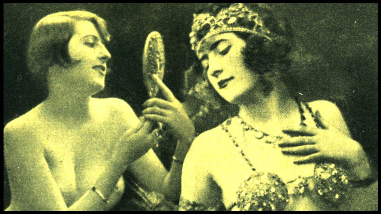 Early film erotica