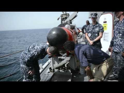 U.S. Navy 5th Fleet In Action 2013