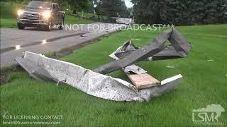 06-23-19 Mishawaka, IN Tornado and Tornado Damage