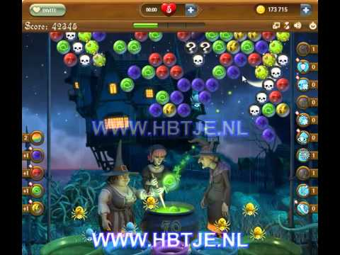 Bubble Witch Saga level 130