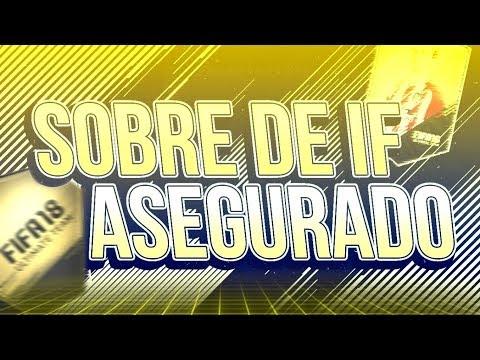 IF  ASEGURADO + SOBRE DE 100K FUT CHAMPIONS!!!!-FIFA18