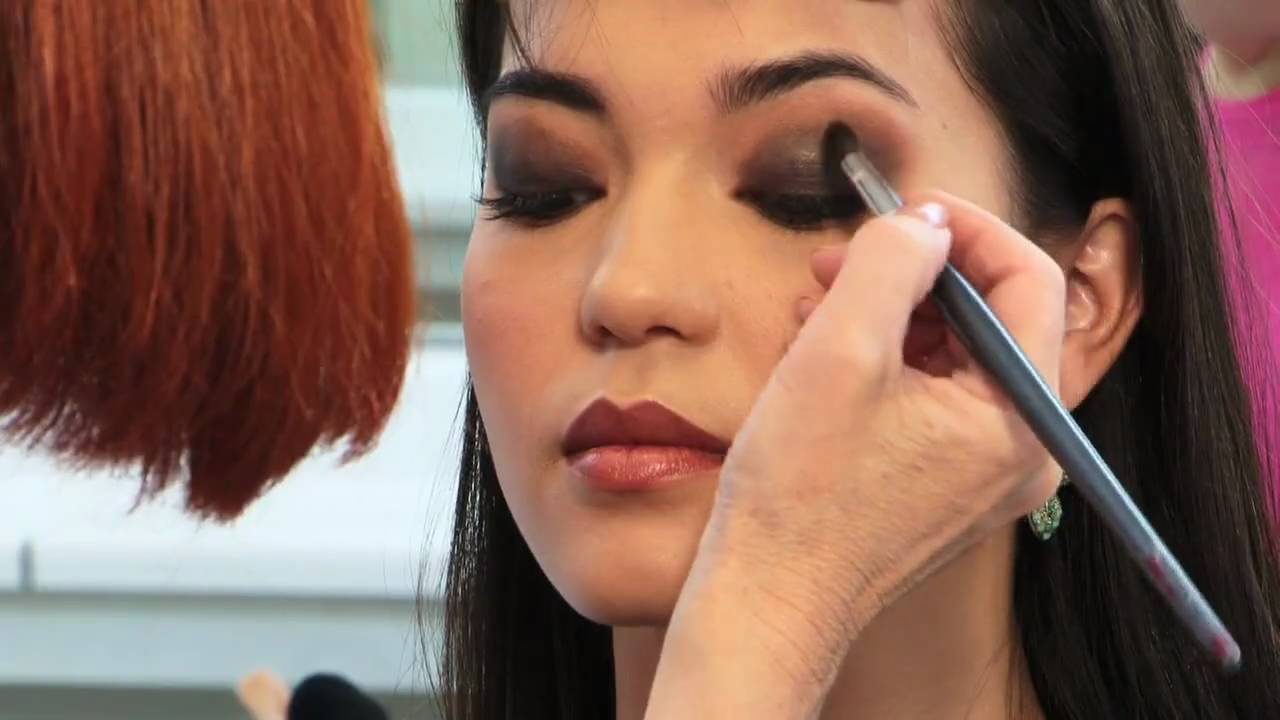 Asian Eyes Makeup Tutorial: Smokey Eyes (Asian Skin, Ep4) - YouTube