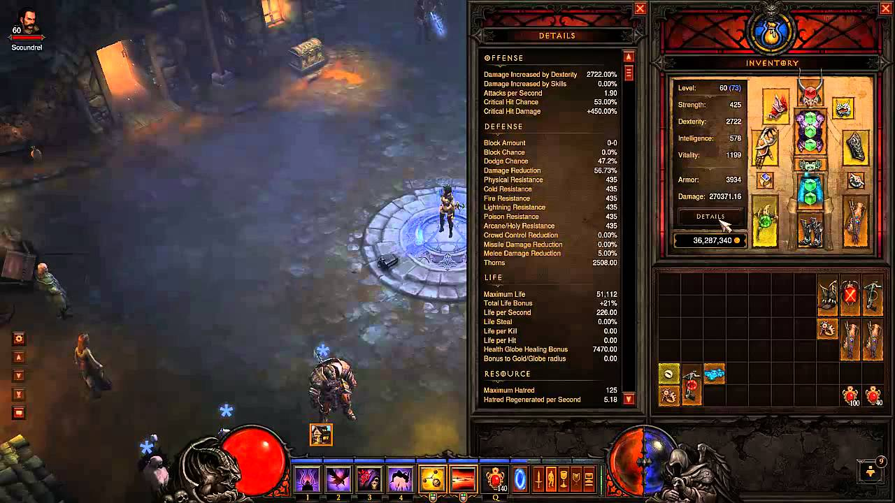 Diablo  Rapid Fire Build
