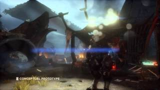 BioWare E3 Official Trailer - Mass Effect and New Title Update