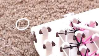 How To Make The Rainbow Loom Raindrop Bracelet