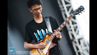 Jazz Glory Band at World Youth Jazz Festival Malaysia 2016