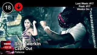 Top 25 Billboard Rap Songs Week Of July 19, 2014