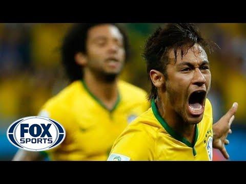 Neymar scores twice as Brazil beats Croatia