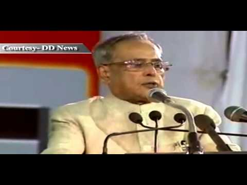 Instill core civilizational values in children, says President- Part 1