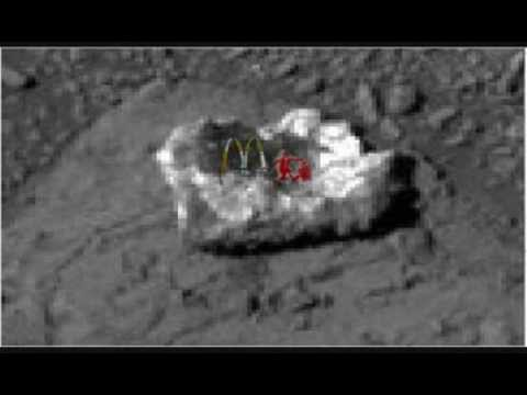 OBJECT ON MARS Identified!
