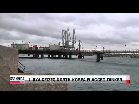 Libya intercepts North Korea-flagged tanker