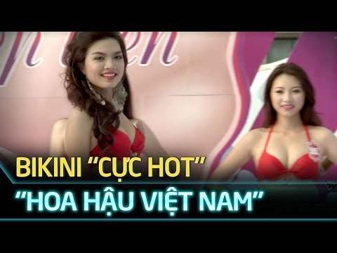 Nguyễn Trần Huyền My, Hoa hậu, người mẫu, áo tắm, bikini, HOA HẬU VIỆT NAM -  TẬP 36