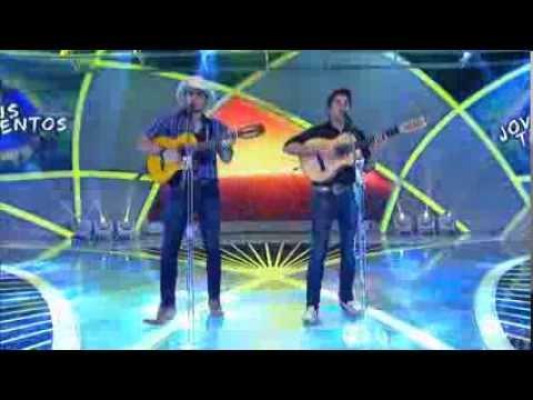 Programa Raul Gil - Augusto Cesar e Gustavo (Cada um com seus problemas) - #JT2013