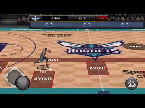 NBA Live Mobile QJB Skill Challenge