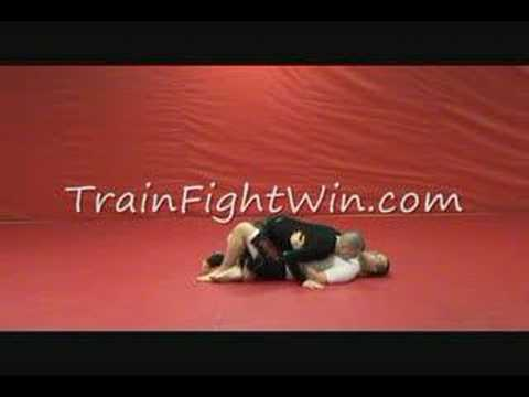 Calf Cutter from Half Guard‬‏