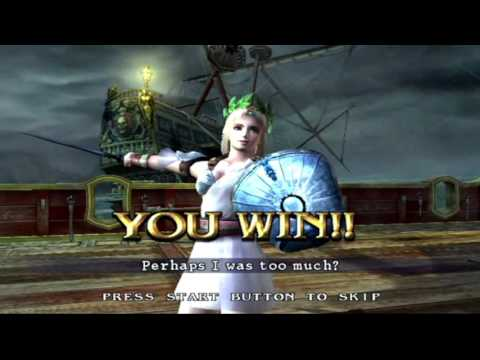 SoulCalibur III (PlayStation 2) Tales of Souls as Sophitia