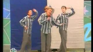 КВН Лучшее: Высшая лига (2002) 1/8 - Сборная Владивостока - Приветствие