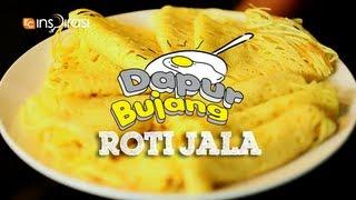 #DapurBujang Ramadhan - Roti Jala.