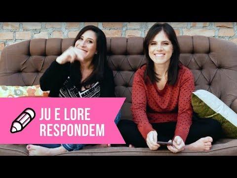 {Canal do Lápis} Lore e Ju Respondem #1 – Blog, Maternidade, Casamento e Vida Pessoal