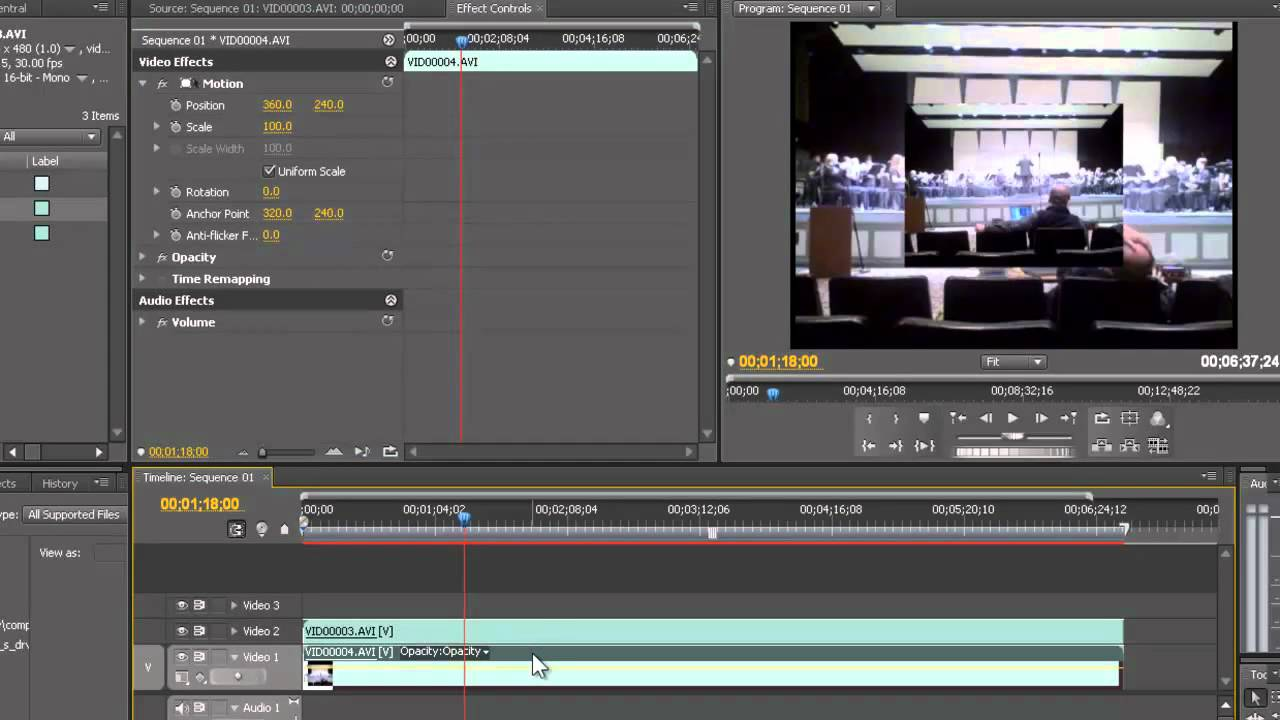 split screen effect in premiere pro cs4 youtube. Black Bedroom Furniture Sets. Home Design Ideas