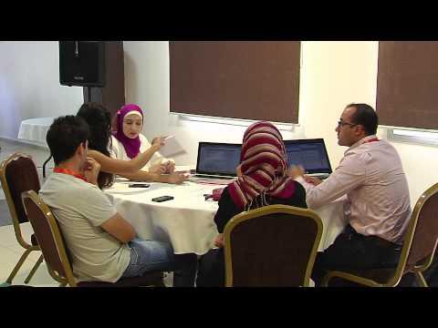Tech Camp 2 in Ramallah - Palestine - Paltel Group