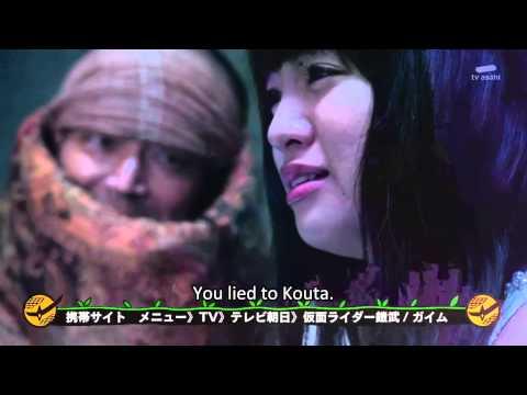 Kamen Rider Gaim Ep 40 (Subs Preview) Awakening Overlord