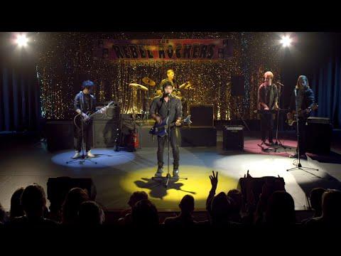The Rebel Rockers: Terry, Mia & Antonio sing