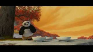 Kung Fu Panda You Are Free To Eat !