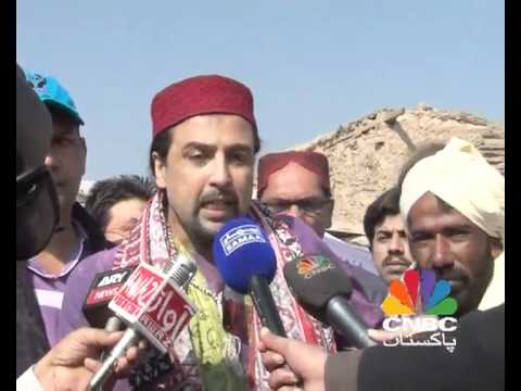 Rockstar Salman Ahmed and wife Samina adopt a village in Pakistan - CNBC Pakistan News Report
