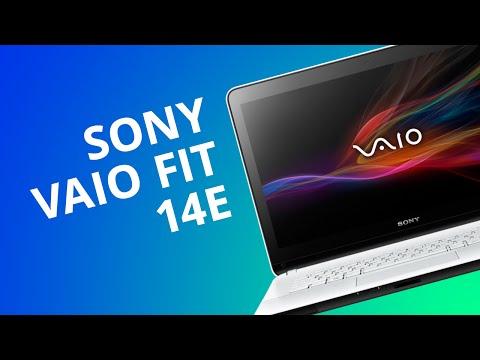 Análise - SONY VAIO Fit 14E: tela sensível ao toque e mais alguns diferenciais importantes