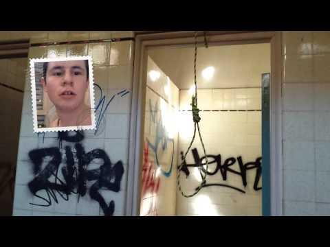 Vlog 18-12-13 Abandoned Mental Asylum, Australia