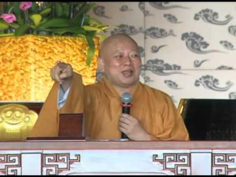 Ý nghĩa tắm Phật - Giảng ngày 04-05-2014