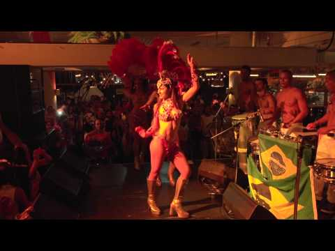 Rhythm Brazil - Brazilian Carnival World Cup 2014 at The Ivy