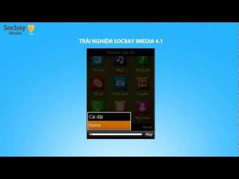 Socbay iMedia 4.1 - ứng dụng giải trí hoàn hảo