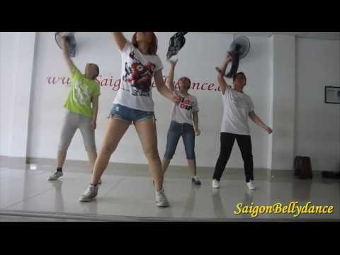 Học nhảy Kpop dance cover  Trap (Henry with Kuyhuyn & Taemin) by  Ms. Shin tại Saigon Dance