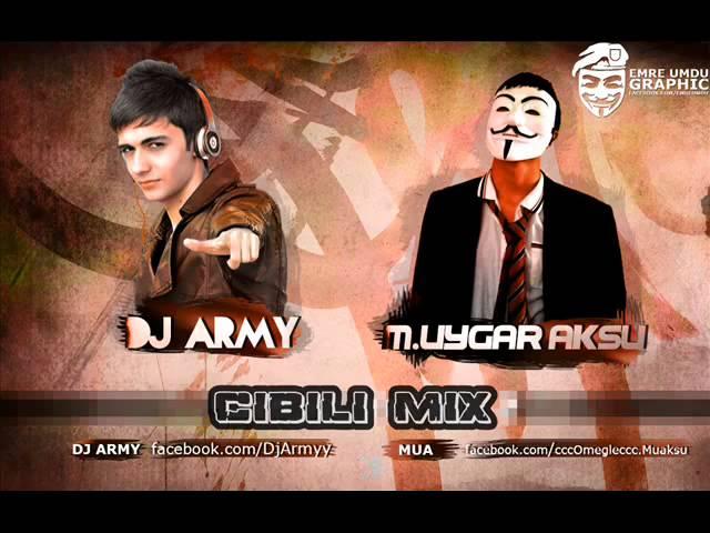 Dj Army & M.U.A - Çipetpet Mix