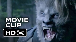 Wolves Movie CLIP Fighting In The Woods (2014) Jason
