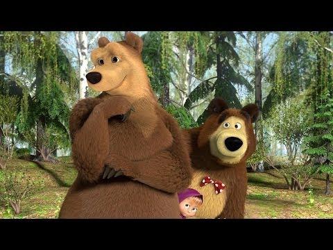 Маша и Медведь 5 серия - Весна пришла! смотреть онлайн
