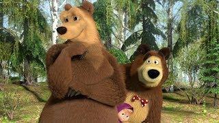 Máša a medveď #5 - Jar