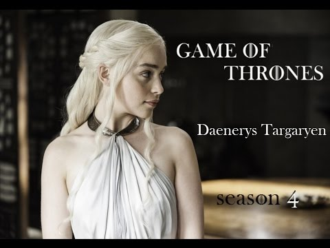 Daenerys Targaryen - season 4 (vostfr) (Game of Thrones)