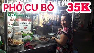 PHỞ CU BÒ ĂN XONG THỨC TỚI SÁNG LUÔN    saigon travel Guide