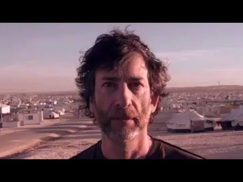 Neil Gaiman - The most urgent story of our time