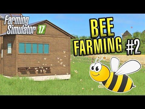 Farming Simulator 2017 | BEEKEEPING #2 | Sandy Bay | Episode 13